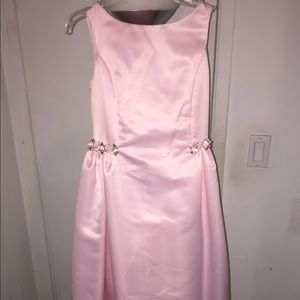 NWT Pink formal dress